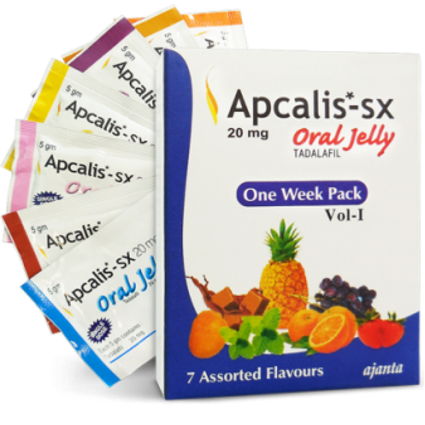 TADALAFIL buy in USA, the price of Apcalis SX Oral Jelly 20mg at gcnet.org online pharmacy